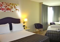 호텔 엑세 몽클라우 - 마드리드 - 침실