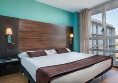 호텔 유로스타스 레이 페르난도 II - 사라고사 - 침실