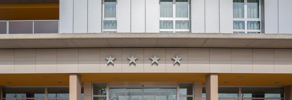 호텔 유로스타스 레이 페르난도 II - 사라고사 - 건물