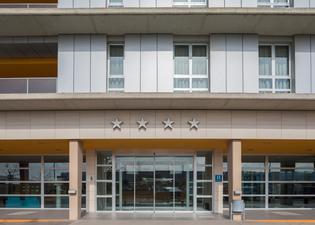 호텔 유로스타스 레이 페르난도 II