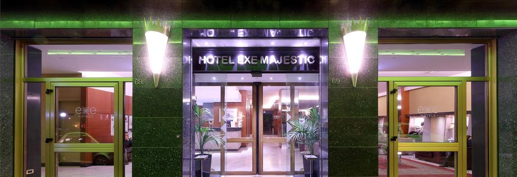 호텔 마제스틱 - 나폴리 - 건물