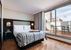 크리스탈 팰리스 호텔 바르셀로나 - 바르셀로나 - 침실
