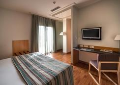 유로스타 메디터랜네아 프라자 호텔 - 알리칸테 - 침실