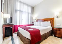 엑세 라이에타나 팰리스 - 바르셀로나 - 침실