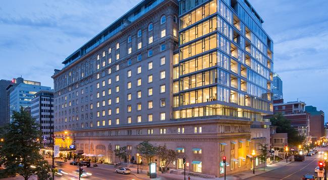 The Ritz-Carlton Montreal - 몬트리올 - 건물