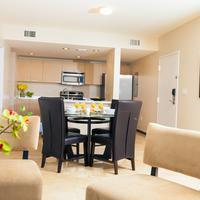 Habitat Residence Condo Hotel In-Room Dining