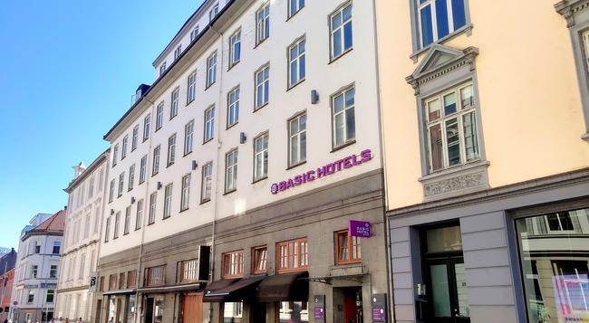 베이직 호텔 베르겐 - 베르겐 - 건물