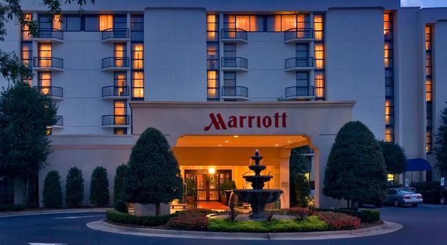 Charlotte Marriott SouthPark - 샬럿 - 건물