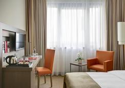 Intercityhotel Hannover - 하노버 - 침실