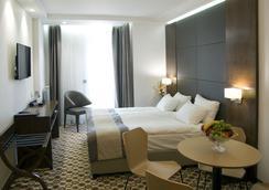 Central Hotel - 소피아 - 침실