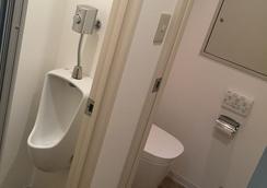 센바 호스텔 - 오사카 - 욕실