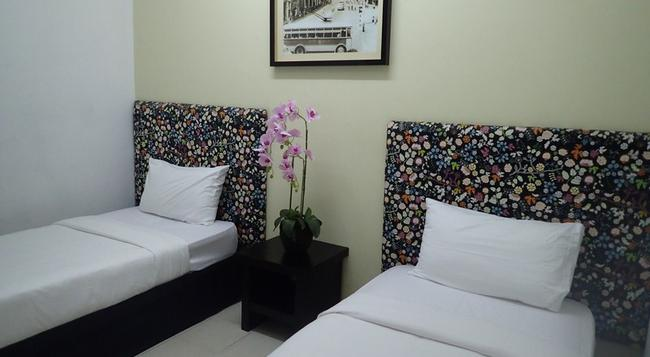 라우다 조지 타운 시티 - 조지타운 (페낭) - 침실