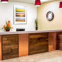 Grand Williston Hotel & Conference Center Reception