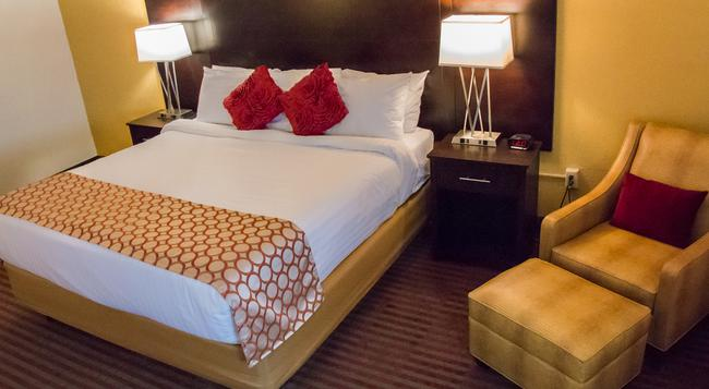 Grand Williston Hotel & Conference Center - 윌리스턴 - 침실