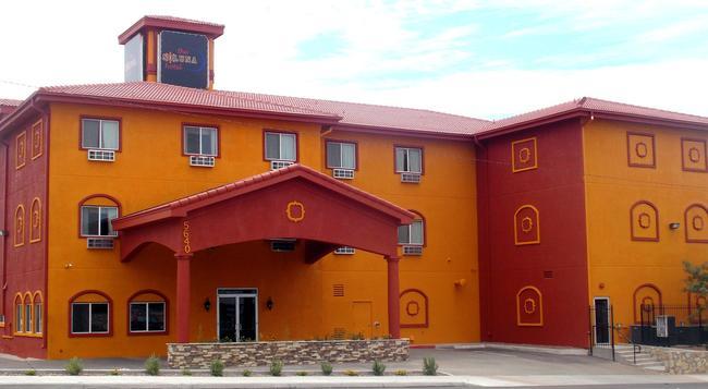 The Soluna Hotel - 엘파소 - 건물