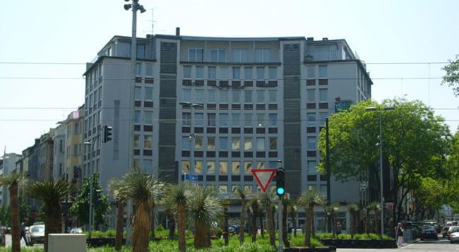 도모 호텔 몬디알 - 뒤셀도르프 - 건물