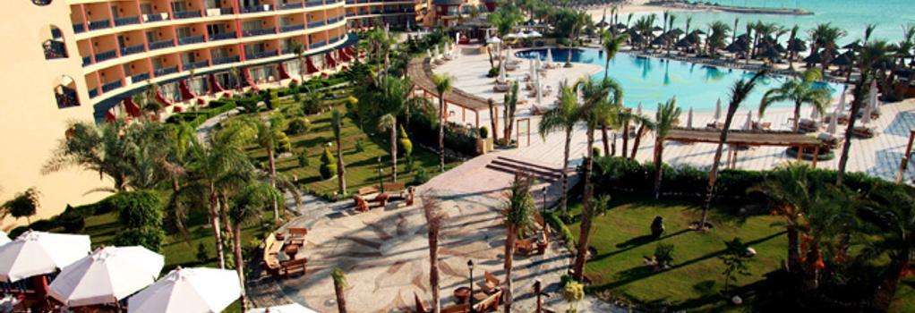 Carols Beau Rivage Hotel - Mersa Matruh - 건물
