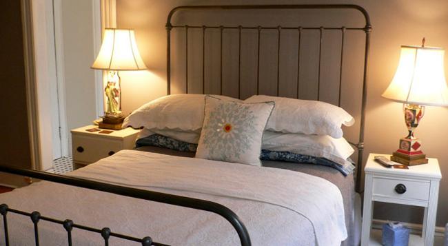 더 소피아 인 - 브루클린 - 침실