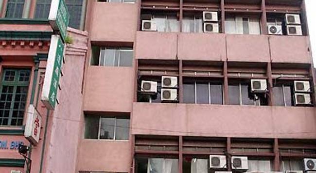 호텔 페탈링 - 쿠알라룸푸르 - 건물