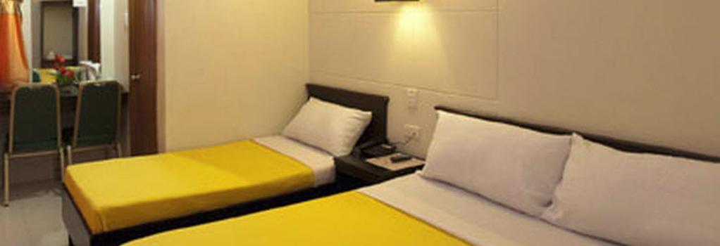 밸리프론트 호텔 - 세부 - 침실