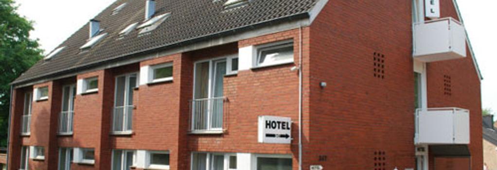 Hotel Lohmann - 뮌스터 - 건물
