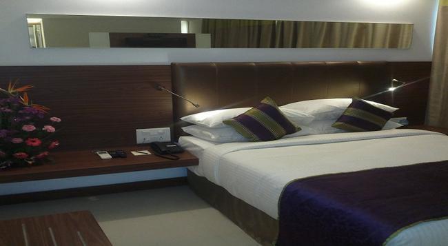 스테이 호텔 - 벵갈루루 - 침실