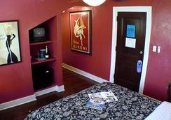 Palm Beach Hibiscus Bed & Breakfast - 웨스트팜비치 - 침실