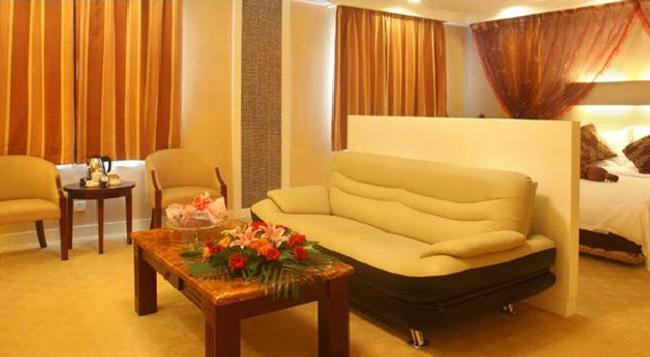 Siya Garden Hotel - Nanjing - 난징 - 침실