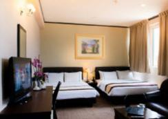 호텔 비스타리아 - 조호르바루 - 침실