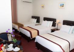 호텔 비스타리아 - Johor Bahru - 침실