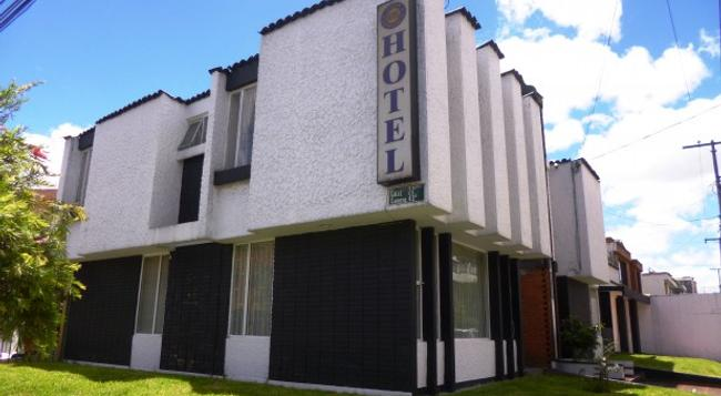 Casa Hotel La Estancia - 보고타 - 건물