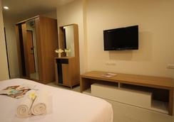 14 리빙 - 방콕 - 침실