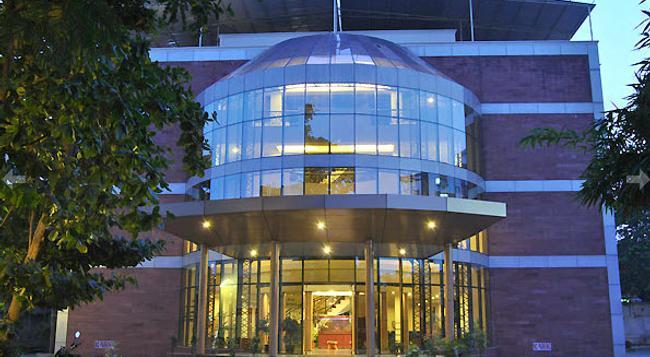 호텔 앗차야 - 첸나이 - 건물