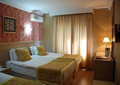 Royal Carine Hotel - 앙카라 - 침실