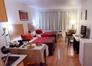 아파트 호텔 앤 스파 콩그레소