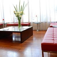 아파트 호텔 앤 스파 콩그레소 Lobby Sitting Area