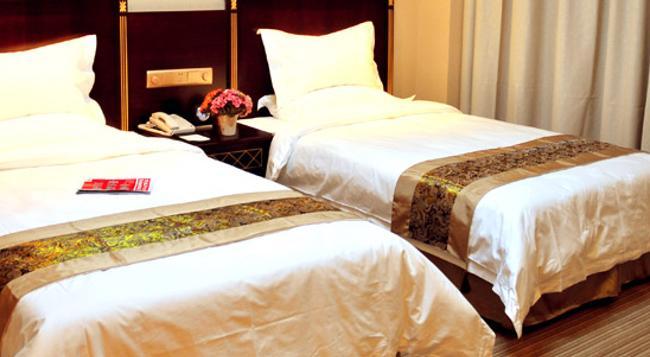 Yellow River Pearl Hotel - 인촨 - 침실