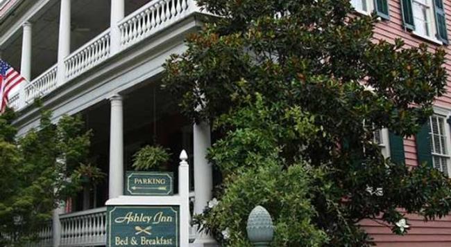 The Ashley Inn - 찰스턴 - 건물