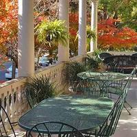 The Ashley Inn Terrace/Patio