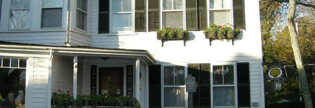 Nantucket White House Inn - 낸터컷 - 건물