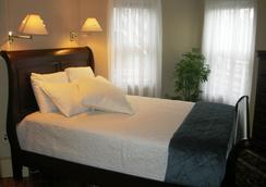 Nantucket White House Inn - 낸터컷 - 침실
