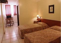 Hotel Kananxuê - 고이아니아 - 침실