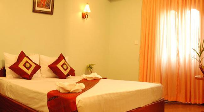 리티 라인 앙코르 호텔 - 시엠레아프 - 침실