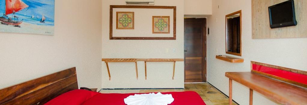 Hotel Porto Futuro - 포르탈레자 - 침실