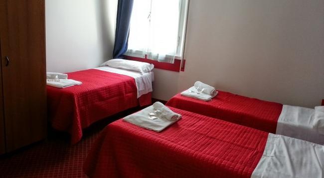 Costa d'Oro - 리미니 - 침실