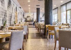 일루니온 알칼라 노르테 호텔 - 마드리드 - 레스토랑