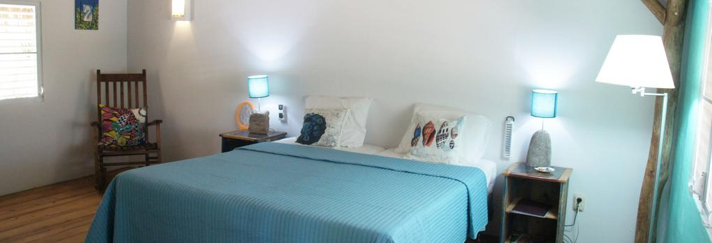 Mondi Lodge - 빌렘스타트 - 침실