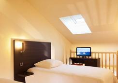 Escale Oceania Biarritz - 비아리츠 - 침실