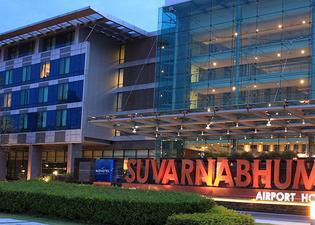 노보텔 방콕 수완나품 공항