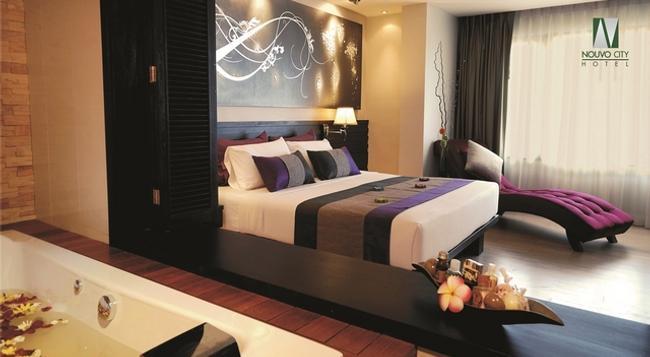 누보시티 호텔 - 방콕 - 침실